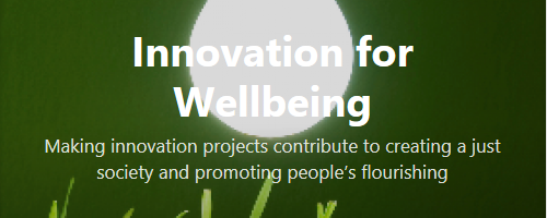 Innovation for Wellbeing